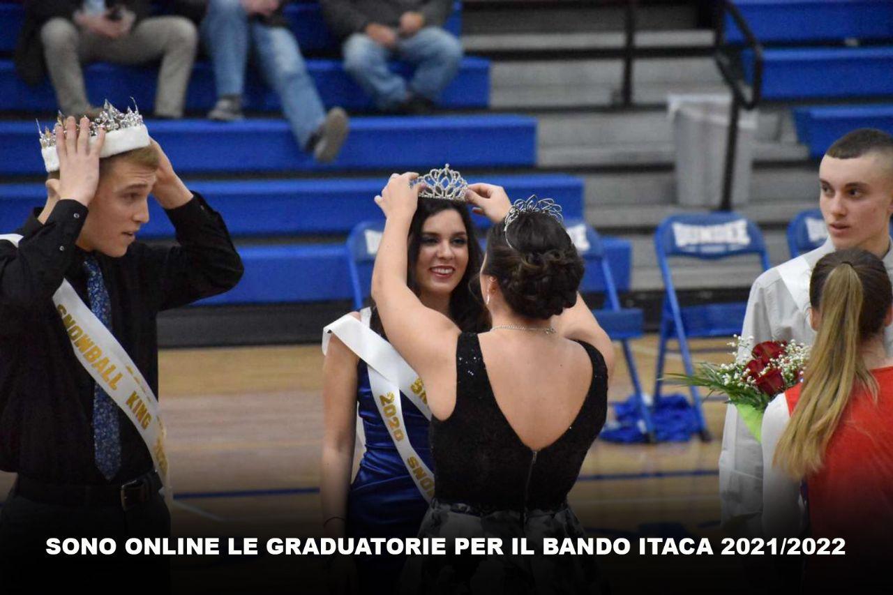 Graduatoria vincitori Bando Itaca INPS